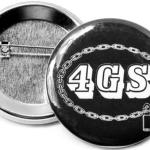 4GS LOGO (Black)